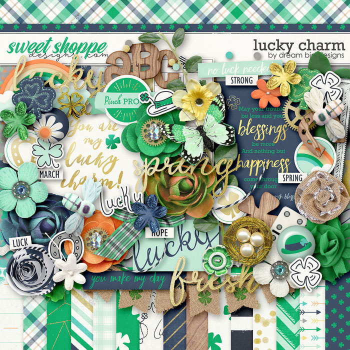 Lucky Charm by Dream Big Designs