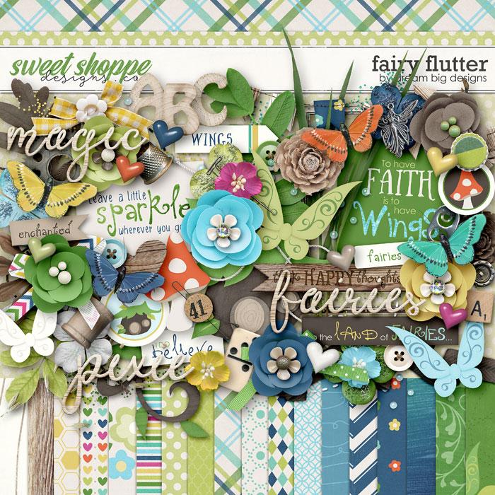 Fairy Flutter by Dream Big Designs