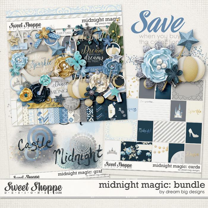 Midnight Magic: Bundle by Dream Big Designs