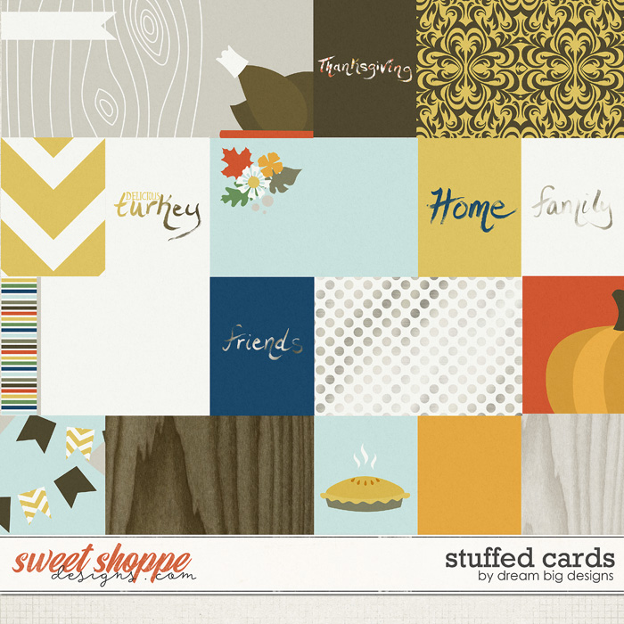 Stuffed Cards by Dream Big Designs
