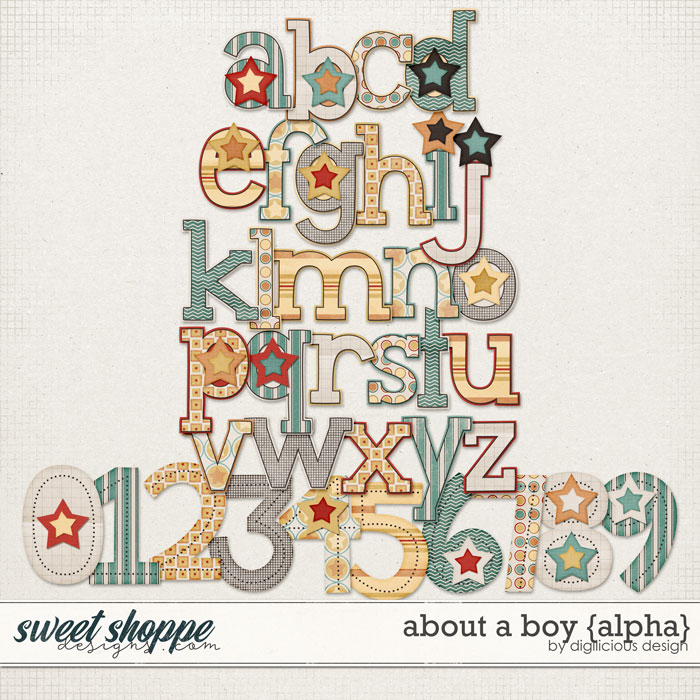 About A Boy {Alphas} by Digilicious Design