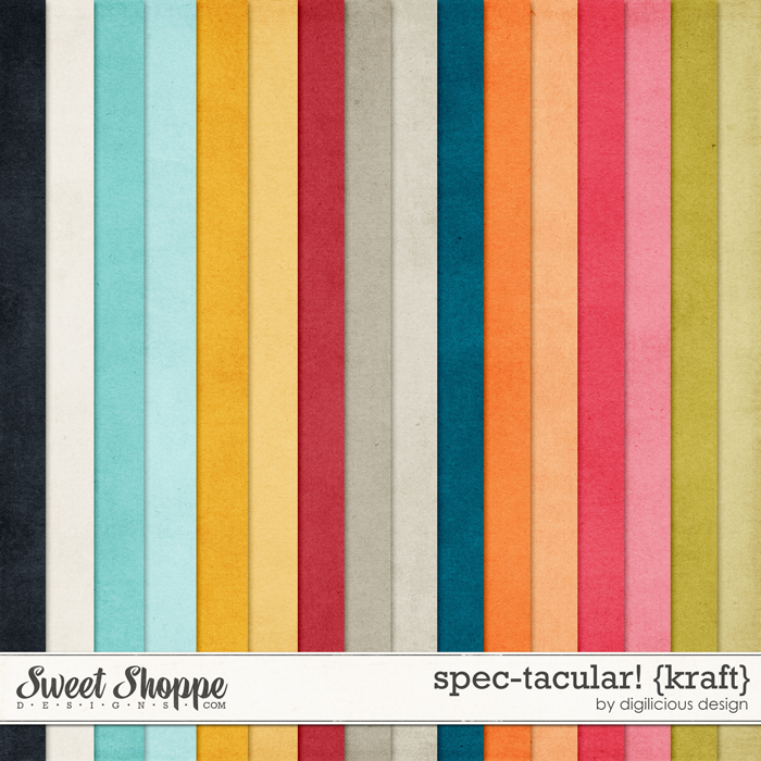 Spec-tacular! {Kraft} by Digilicious Design