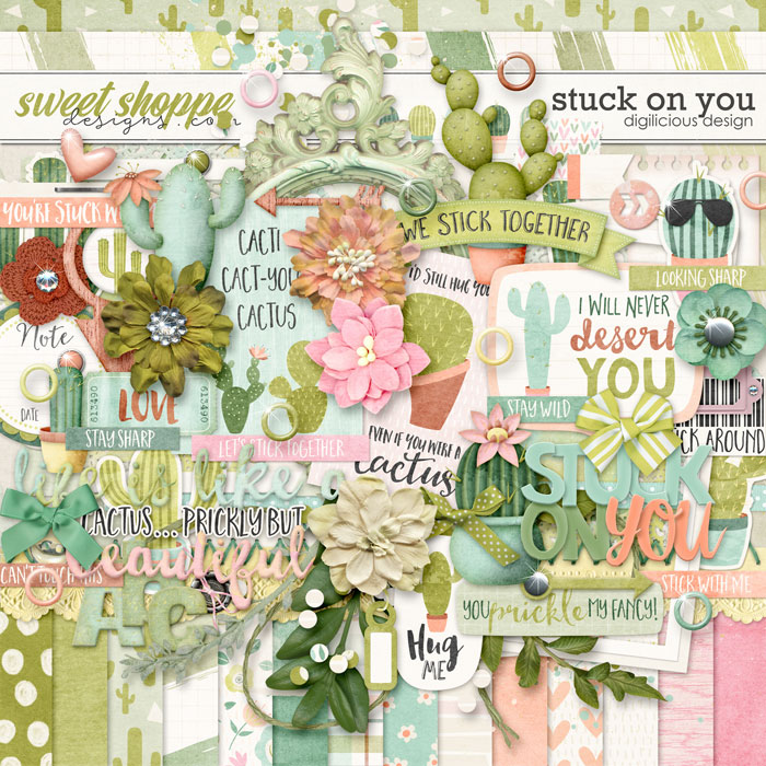 Stuck On You by Digilicious Design