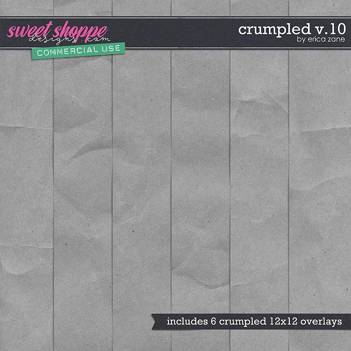 Crumpled v.10 by Erica Zane