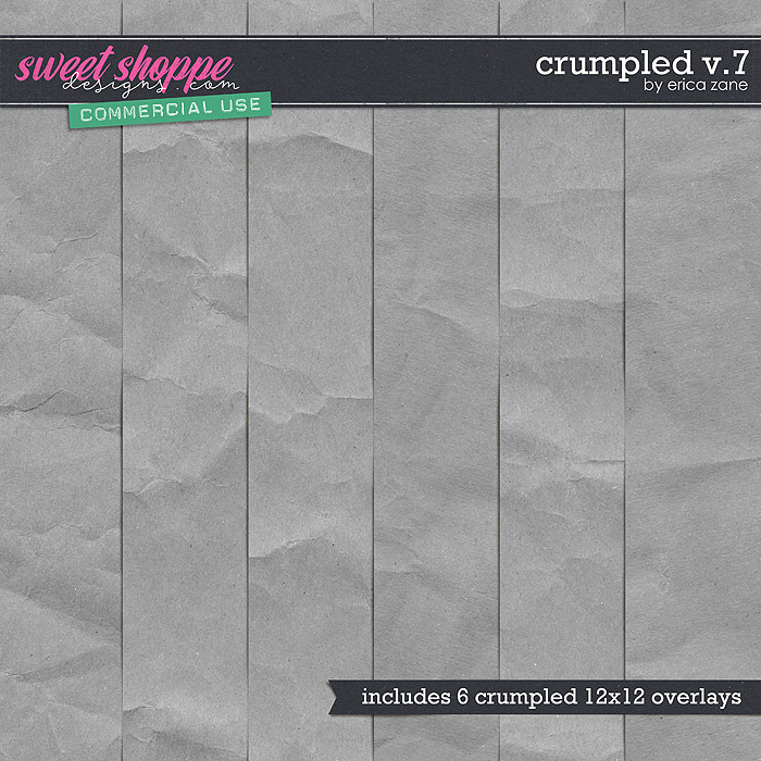 Crumpled v.7 by Erica Zane