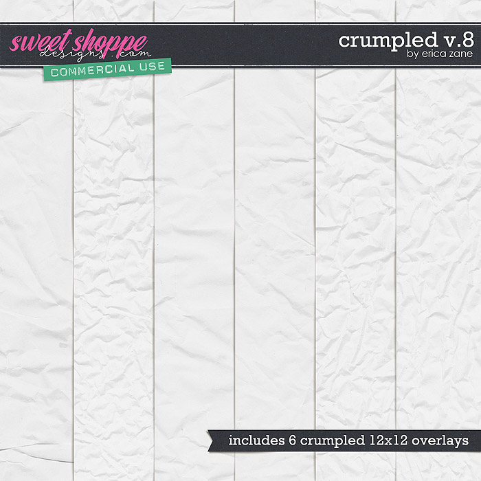 Crumpled v.8 by Erica Zane
