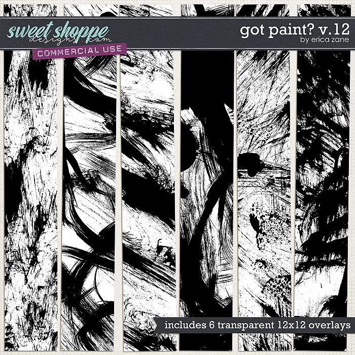 Got Paint? v.12 by Erica Zane
