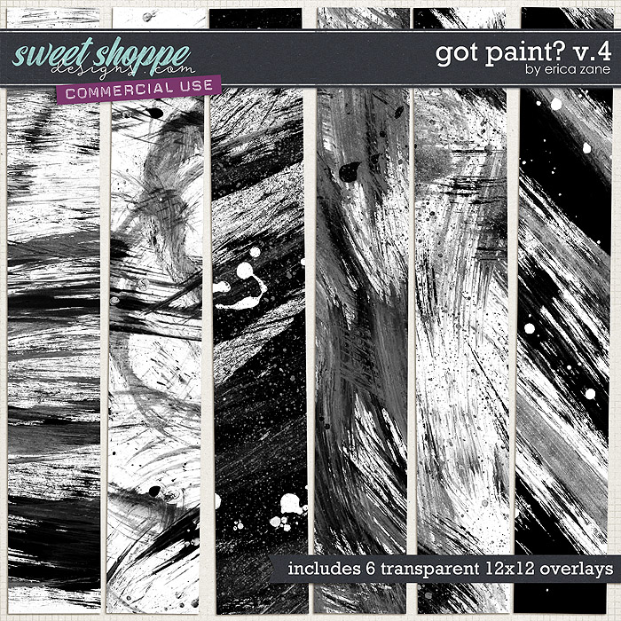 Got Paint? v.4 by Erica Zane