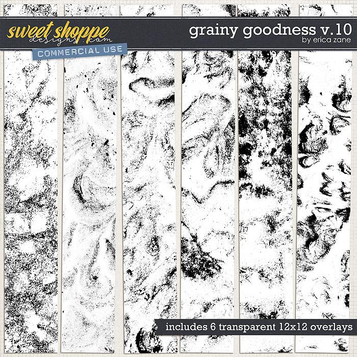 Grainy Goodness v.10 by Erica Zane