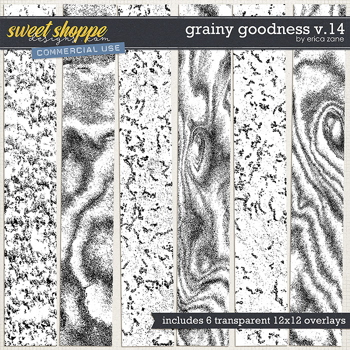 Grainy Goodness v.14 by Erica Zane