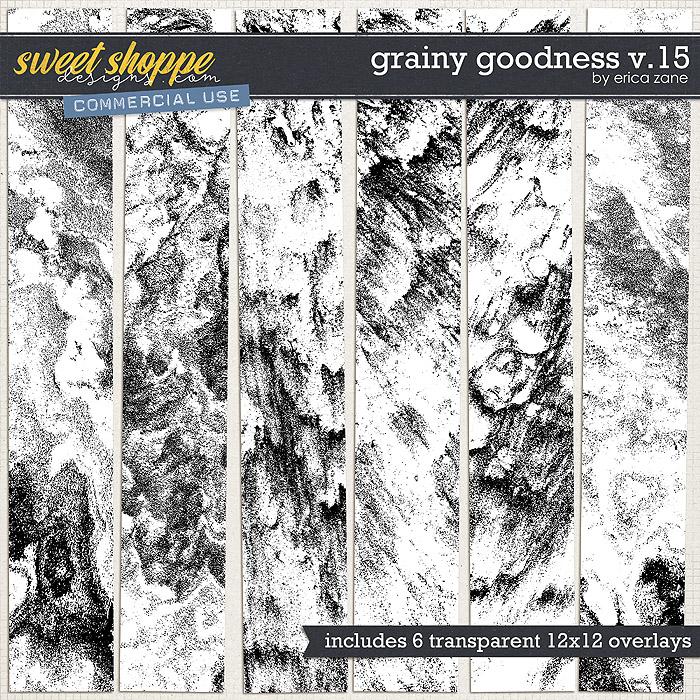 Grainy Goodness v.15 by Erica Zane