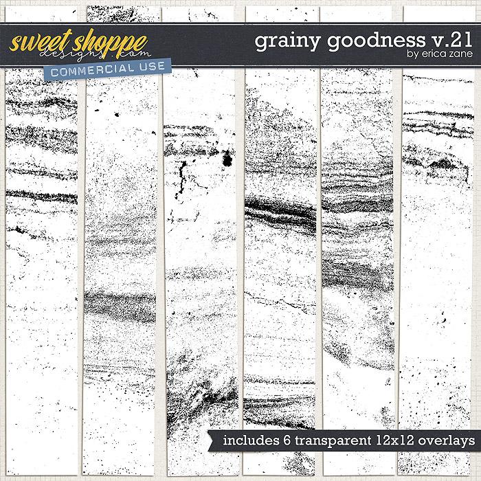 Grainy Goodness v.21 by Erica Zane
