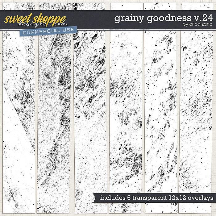 Grainy Goodness v.24 by Erica Zane