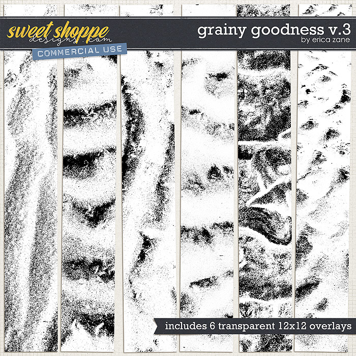Grainy Goodness v.3 by Erica Zane