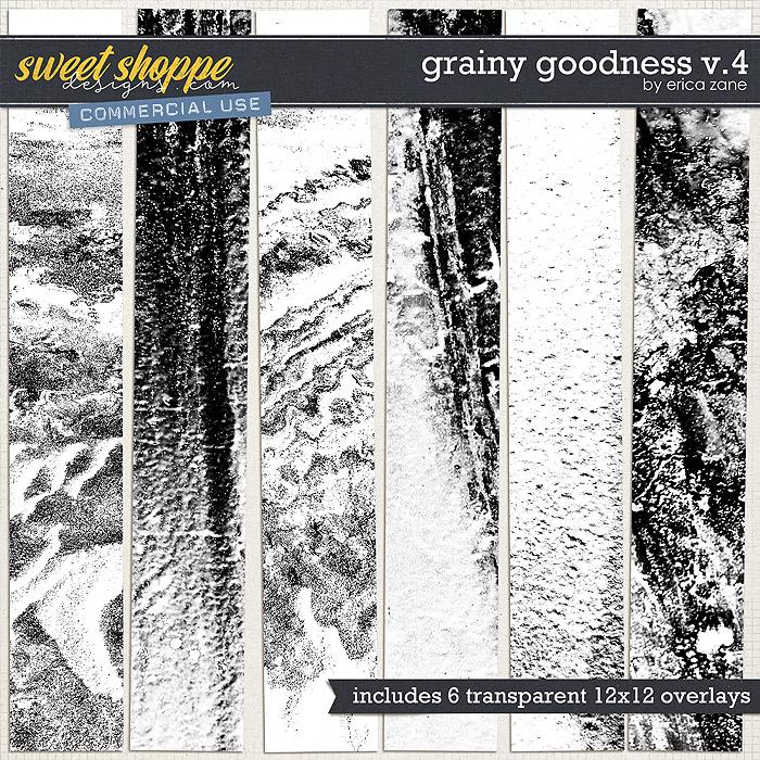 Grainy Goodness v.4 by Erica Zane