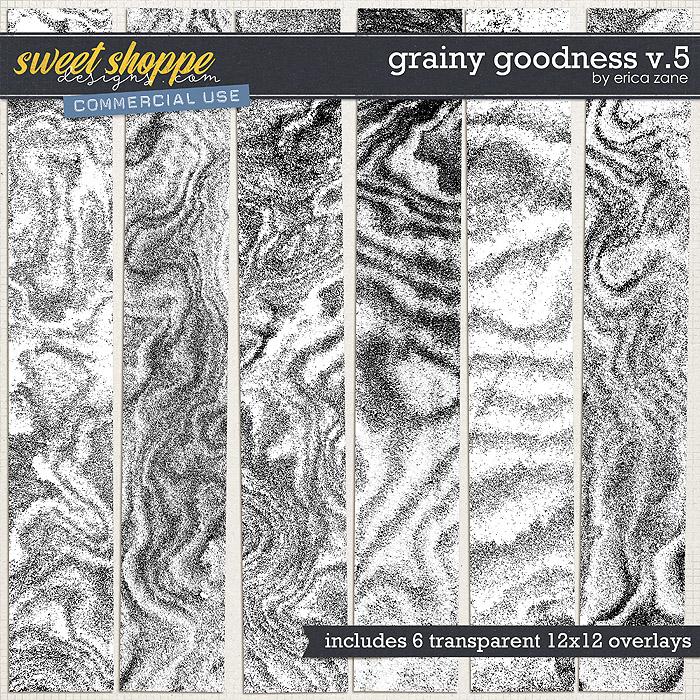 Grainy Goodness v.5 by Erica Zane