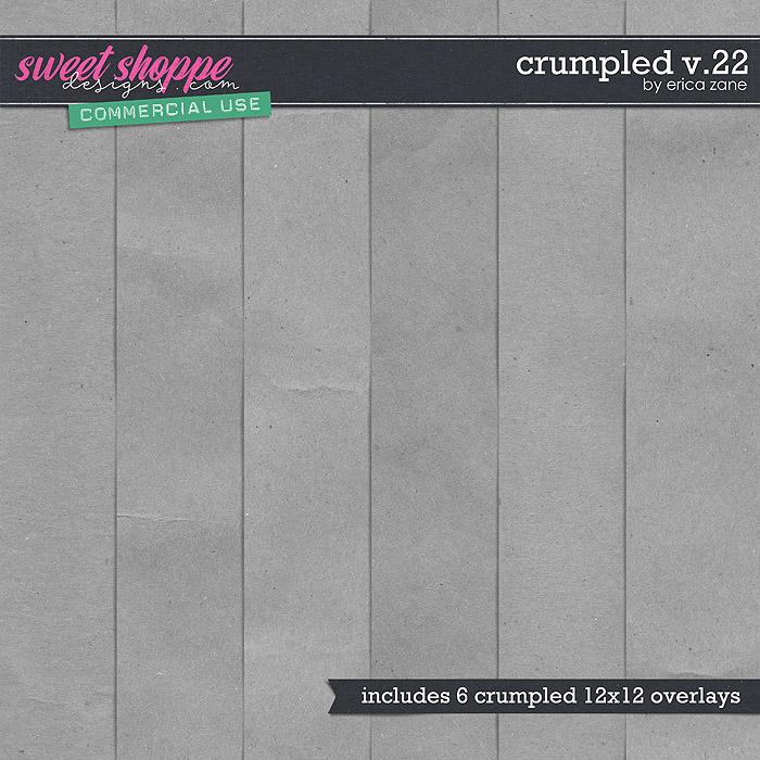 Crumpled v.22 by Erica Zane