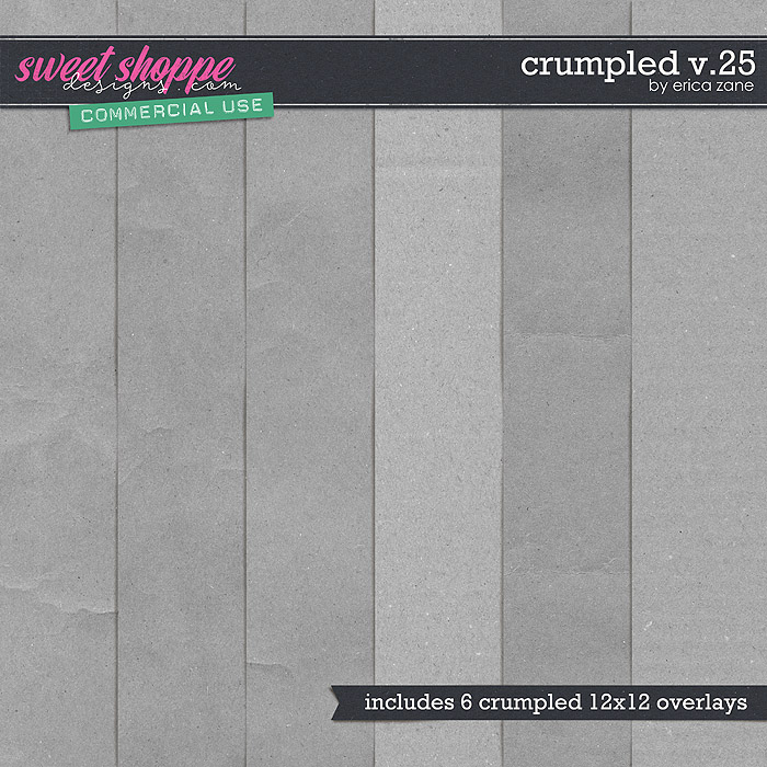 Crumpled v.25 by Erica Zane