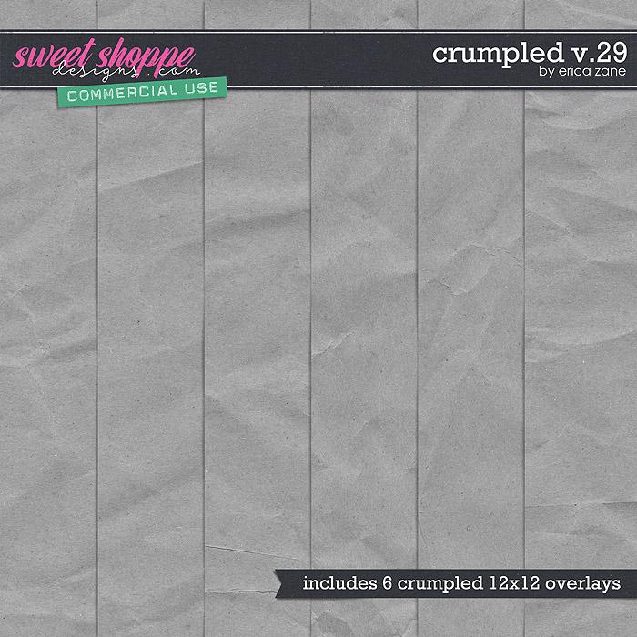 Crumpled v.29 by Erica Zane