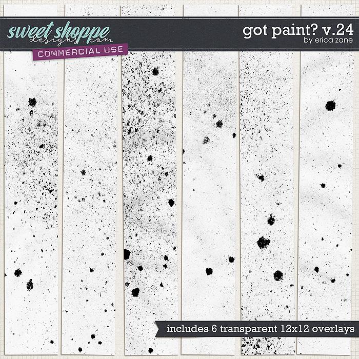 Got Paint? v.24 by Erica Zane