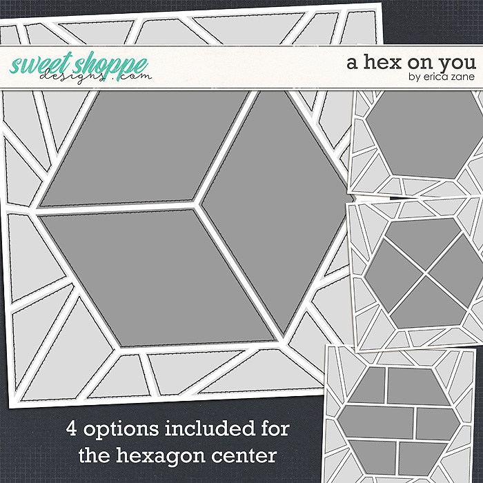 A Hex on You Template by Erica Zane