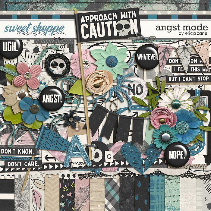 Angst Mode by Erica Zane