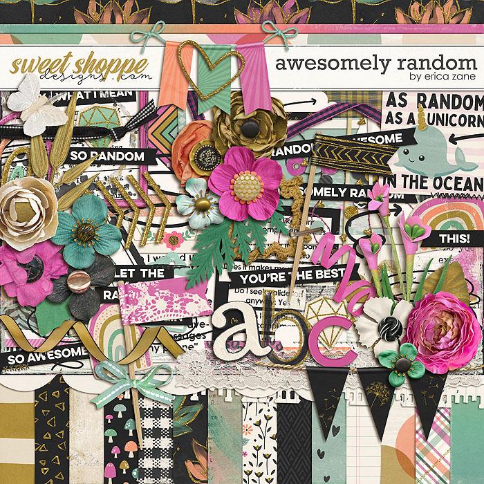 Awesomely Random by Erica Zane