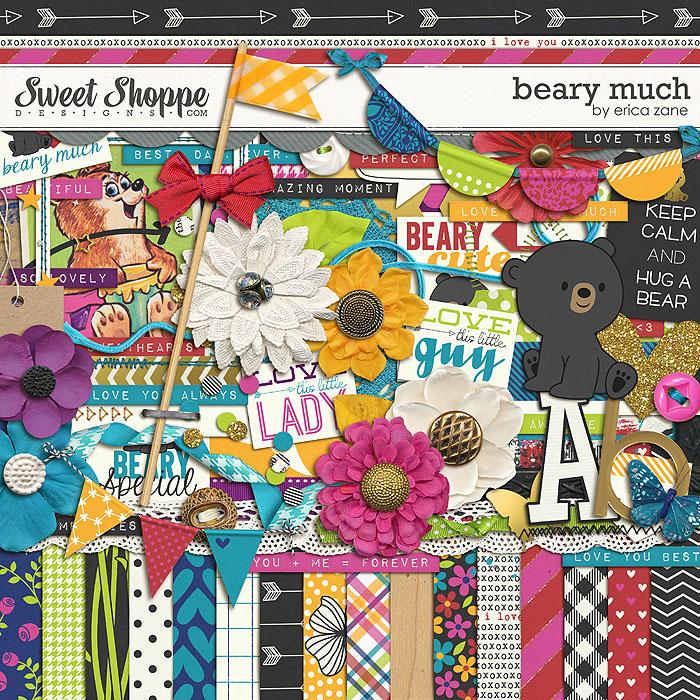 Beary Much by Erica Zane