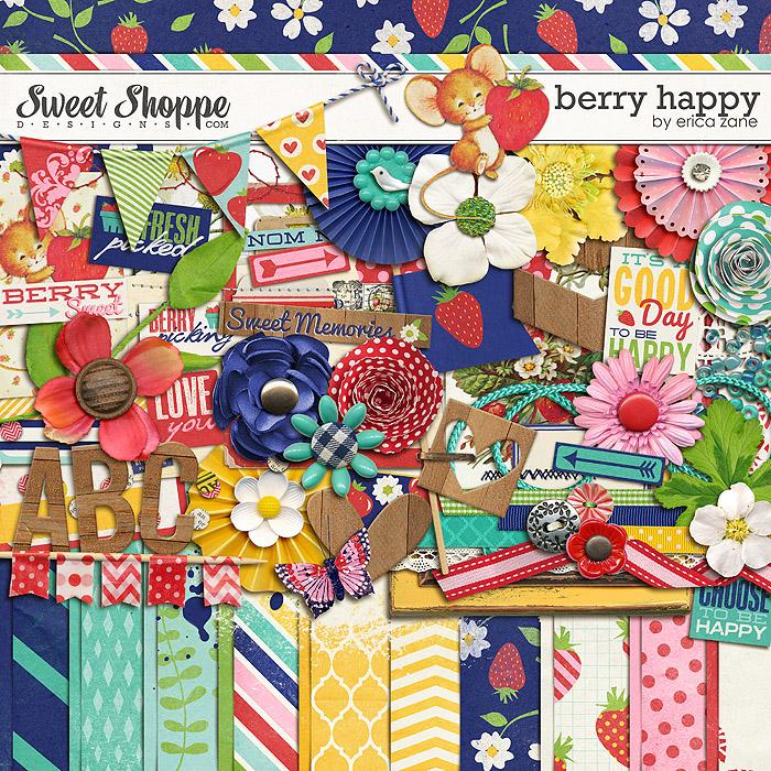 Berry Happy by Erica Zane