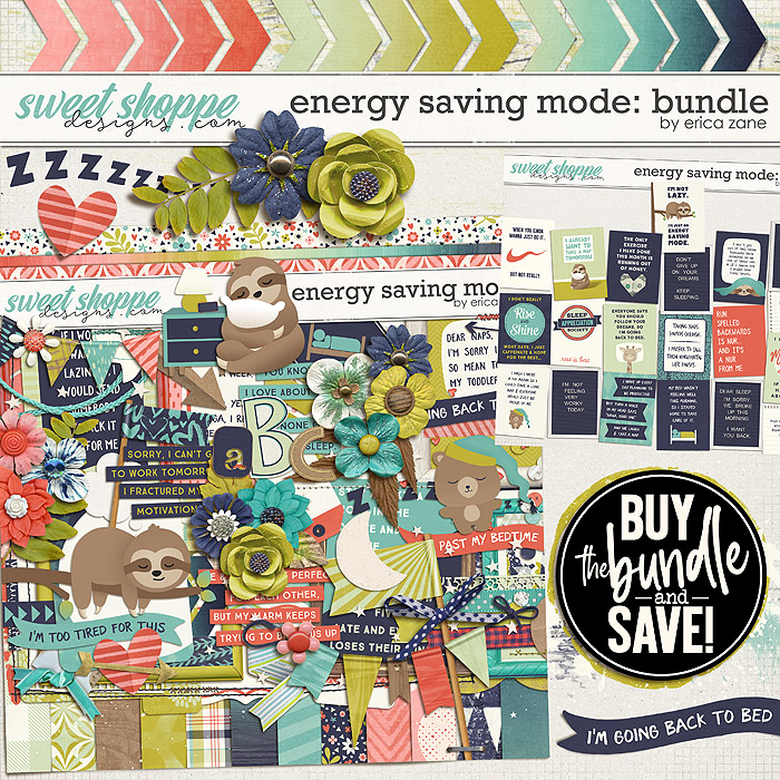 Energy Saving Mode: Bundle by Erica Zane
