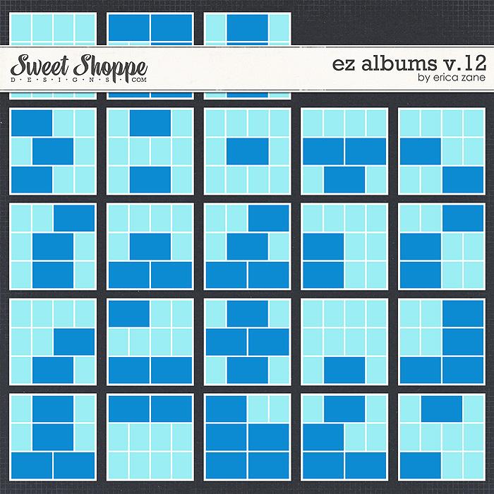 EZ Albums v.12 by Erica Zane