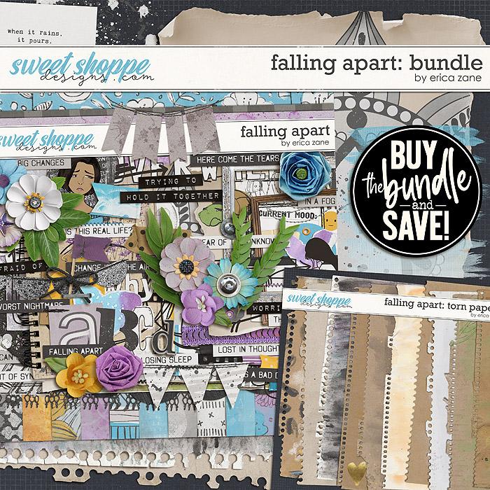 Falling Apart: Bundle by Erica Zane