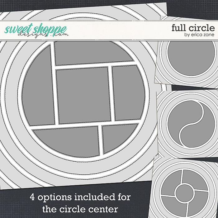Full Circle Template by Erica Zane