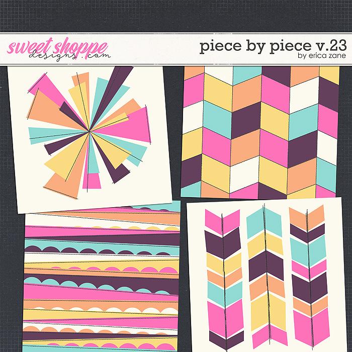 Piece by Piece v.23 Templates by Erica Zane