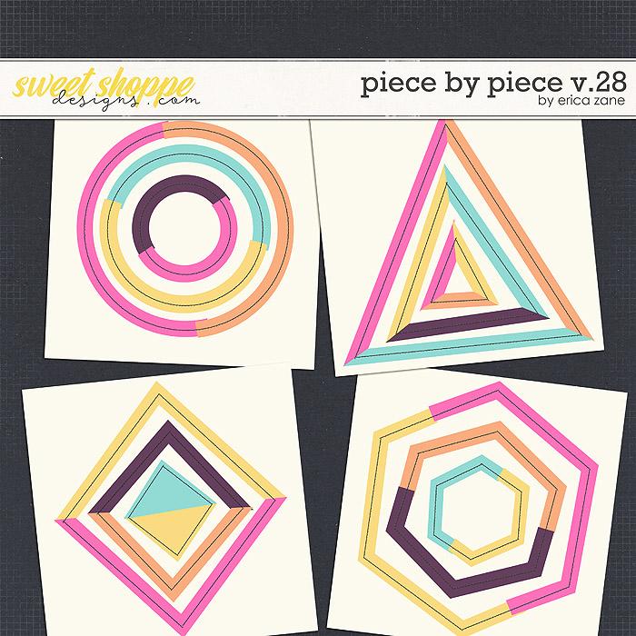 Piece by Piece v.28 Templates by Erica Zane