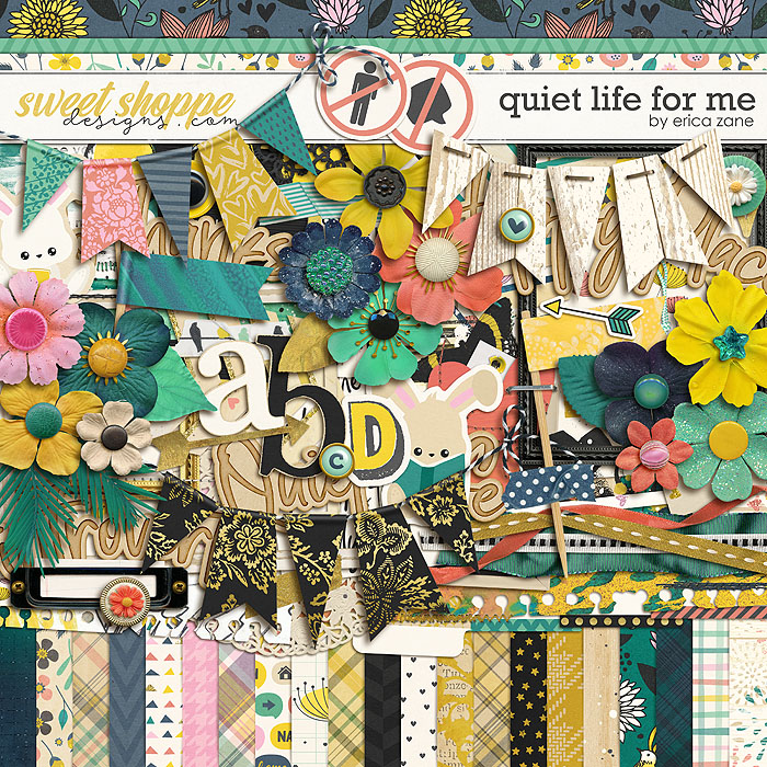 Quiet Life For Me by Erica Zane