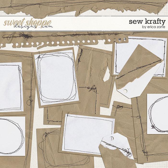 Sew Krafty by Erica Zane