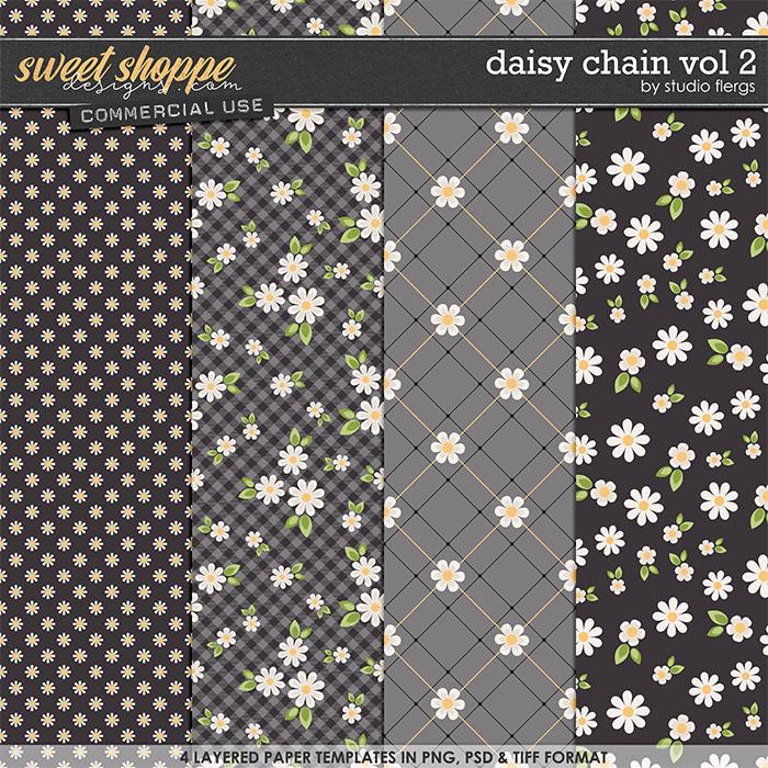 Daisy Chain VOL 2 by Studio Flergs