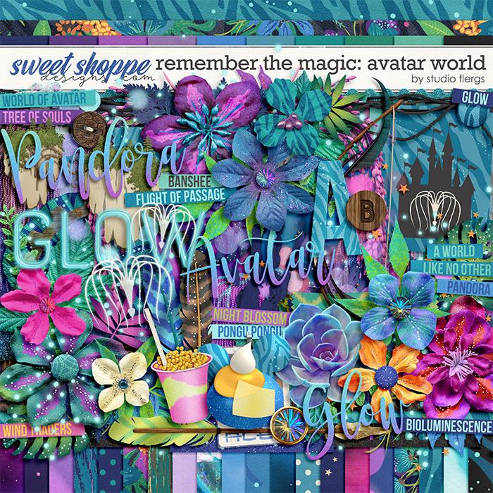 Remember the Magic: AVATAR WORLD by Studio Flergs