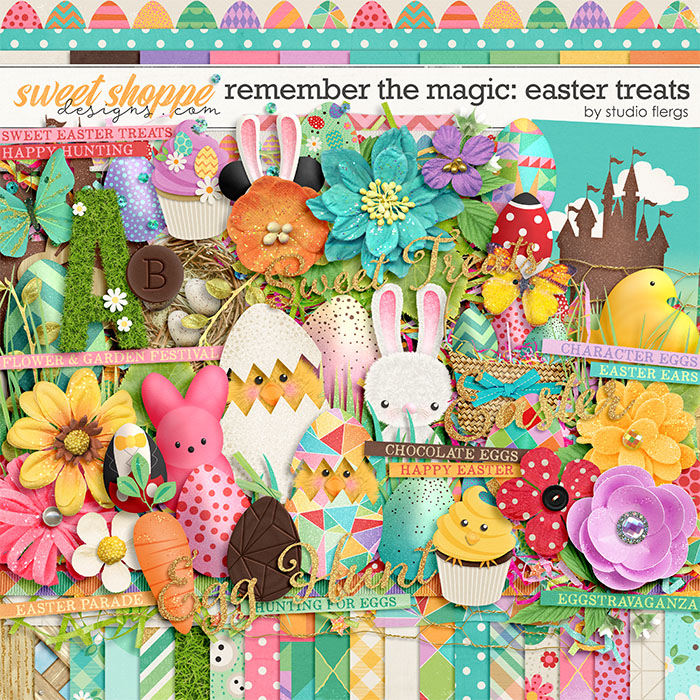 Remember the Magic: EASTER TREATS by Studio Flergs
