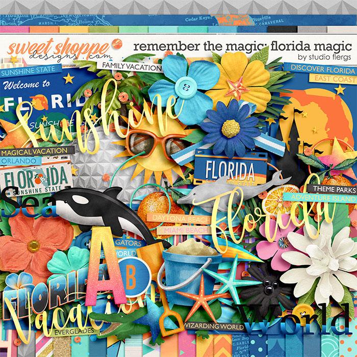 Remember the Magic: FLORIDA MAGIC by Studio Flergs
