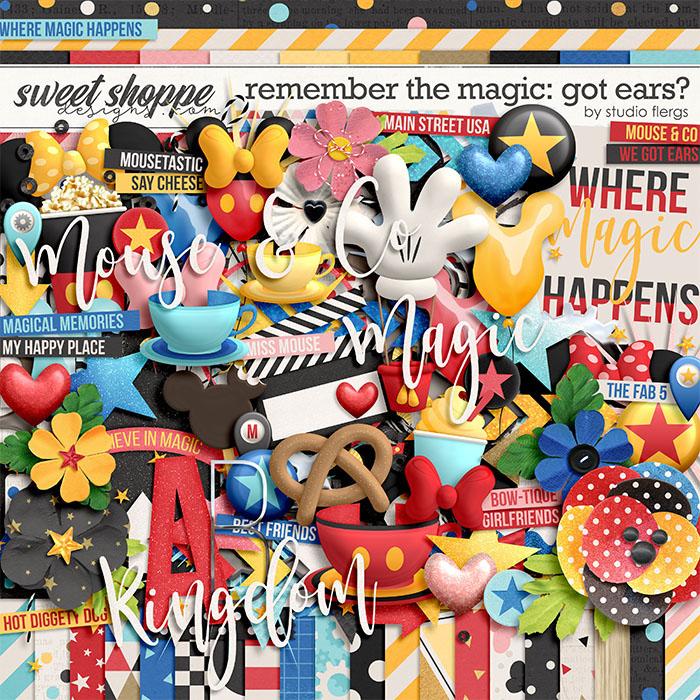 Remember the Magic: GOT EARS? by Studio Flergs