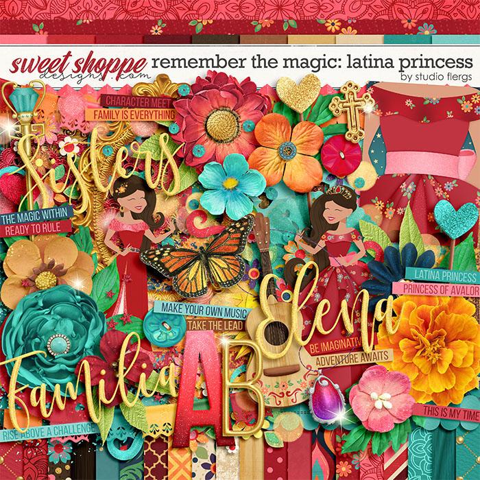 Remember the Magic: LATINA PRINCESS by Studio Flergs