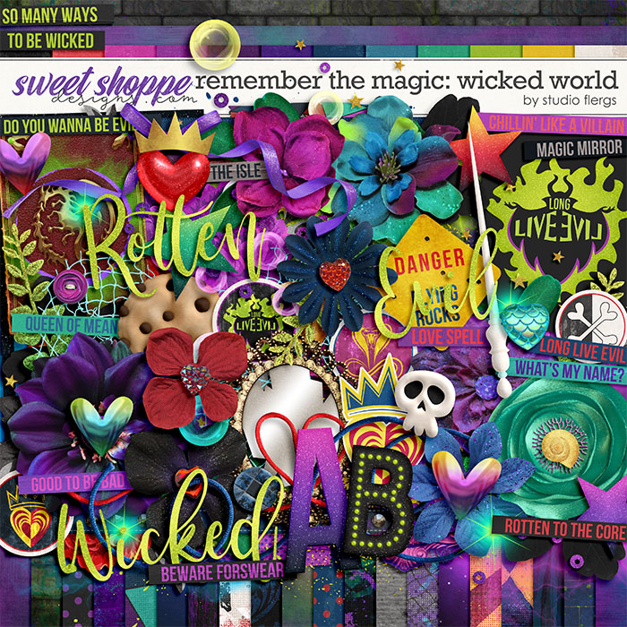 Remember the Magic: WICKED WORLD by Studio Flergs
