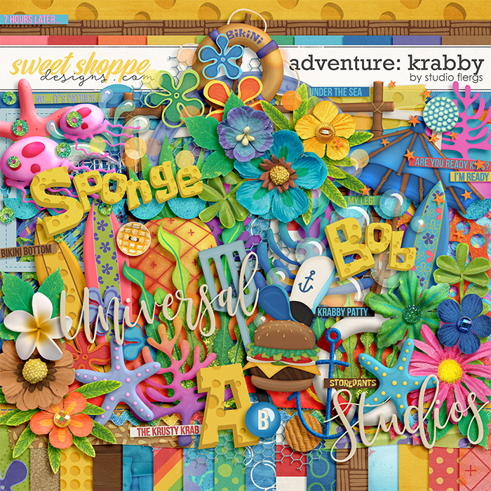 Adventure: Krabby- by Studio Flergs