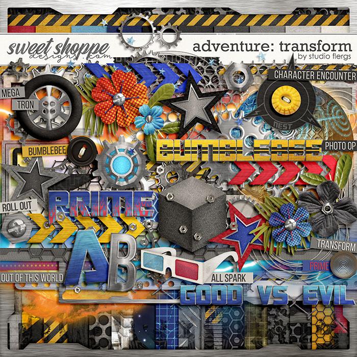 Adventure: Transform by Studio Flergs
