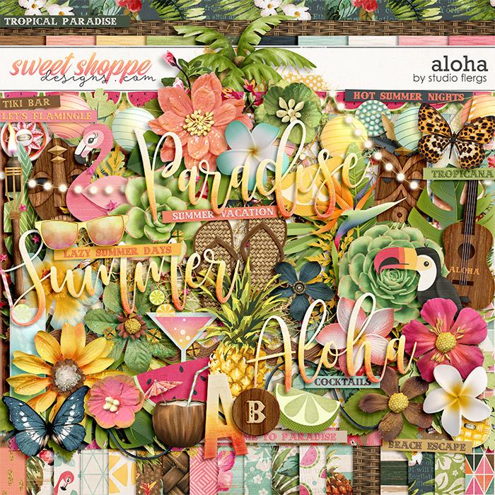 Aloha by Studio Flergs