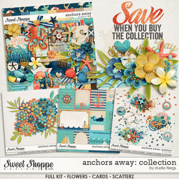 Anchors Away: COLLECTION by Studio Flergs