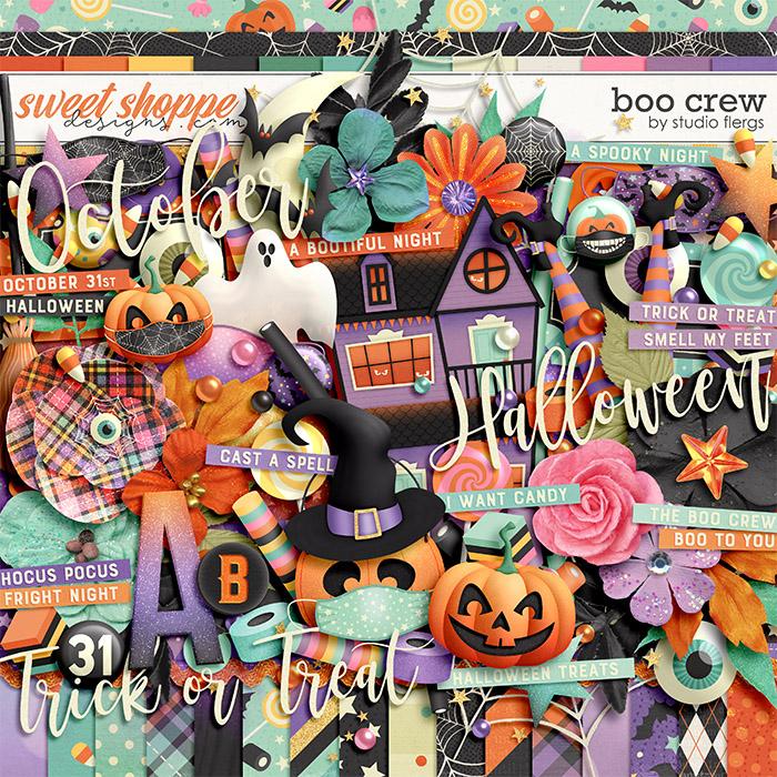 Boo Crew by Studio Flergs