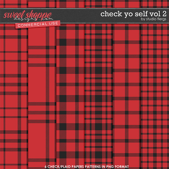 Check Yo Self VOL 2 by Studio Flergs